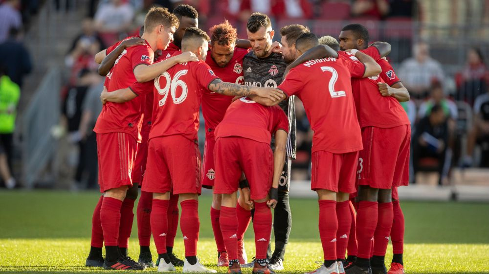 SUSPENDED: Toronto FC vs. New York Red Bulls