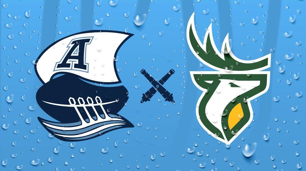 Toronto Argonauts vs. Edmonton Elks