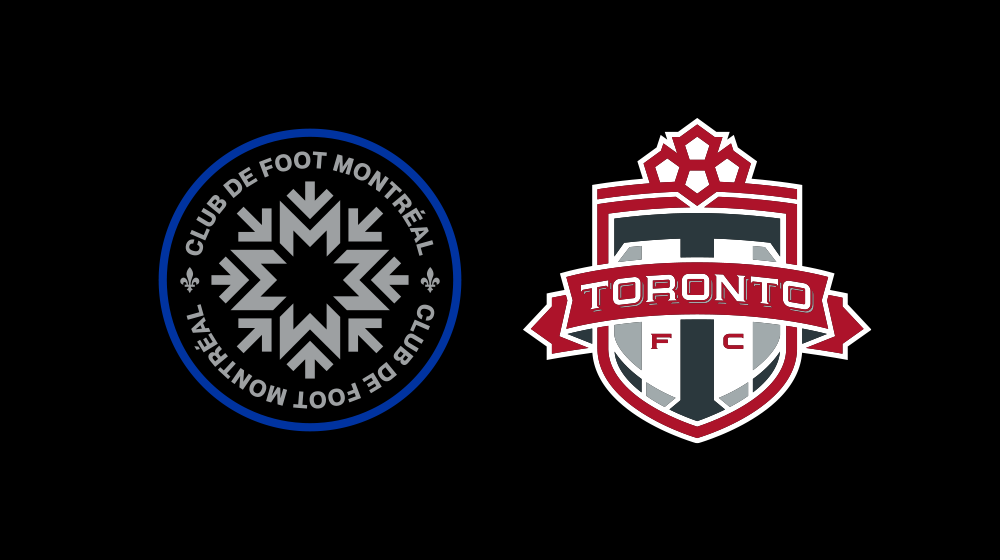 Toronto FC vs. CF Montréal